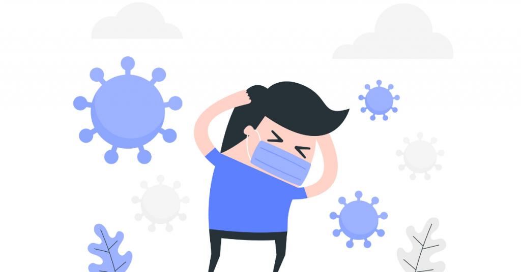 ¿Cómo sobrellevar el miedo causado por coronavirus?