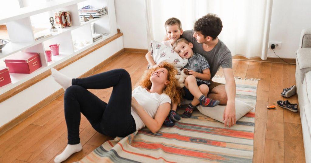 Consejos para convivir en familia durante cuarentena