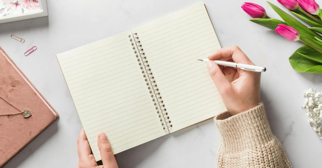 ¿Cómo llevar un diario de terapia nos puede ayudar?